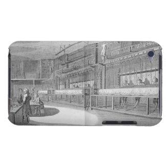 Gobelin workshops, from the 'Encyclopedia' by Deni iPod Case-Mate Case