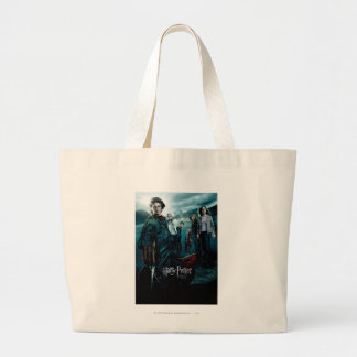 Goblet of Fire - French 4 Jumbo Tote Bag