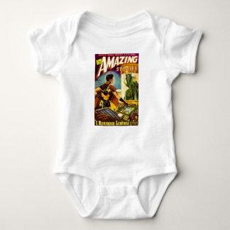 Goblin Behind Glass Baby Bodysuit