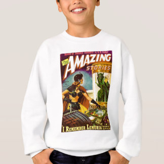 Goblin Behind Glass Sweatshirt
