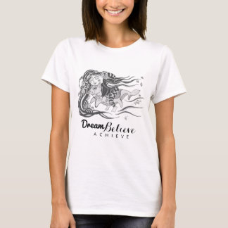 Goblin Dog Fish | Dream Believe Achieve T-Shirt