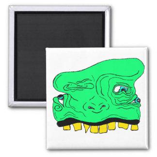 Goblin Head Magnet