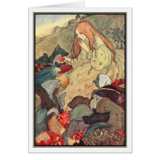 Goblin Market by Florence Harrison Card