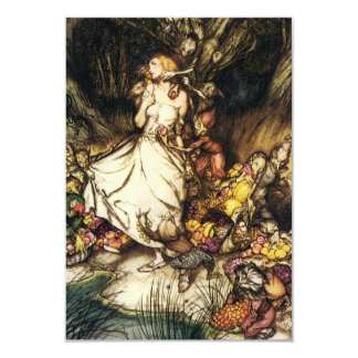 Goblin Market Invitations