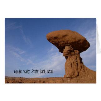Goblin Valley State Park, UT Card
