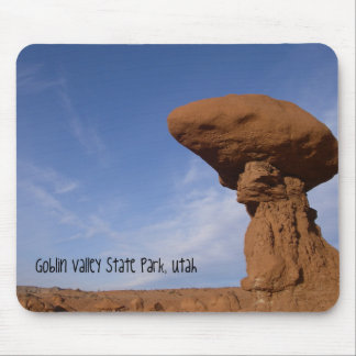 Goblin Valley State Park, UT Mouse Pad