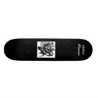 Goblin Warrior Skate Deck