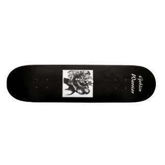 Goblin Warrior Skateboard Decks