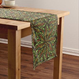 GoBo Go Bold, Elegant Abstract Nature Table Runner
