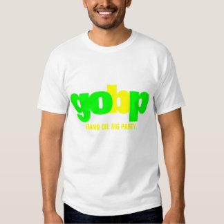 GOBP TEE SHIRT