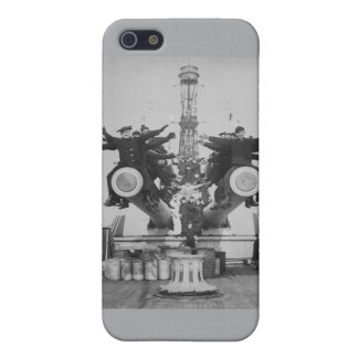 """""""Gobs"""" and Guns on the USS Texas iPhone 5 Case"""
