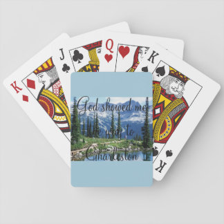 God Art Playing Cards