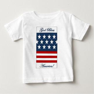 God_Bless_America Baby T-Shirt