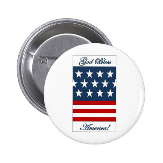 God_Bless_America Buttons