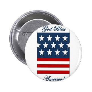 God_Bless_America Buttons