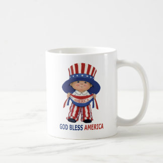 God Bless America-Mug Coffee Mug