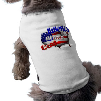 God Bless America Pet Clothing