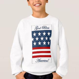 God_Bless_America Sweatshirt