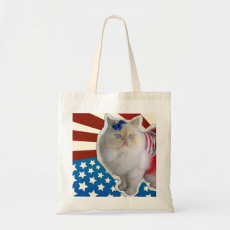 God Bless America tote