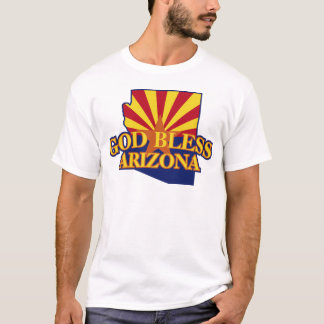 God Bless Arizona T-Shirt