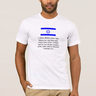 God bless Israel T-Shirt