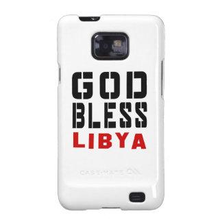 God Bless Libya Samsung Galaxy SII Cases