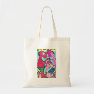 God Bless MY America! Canvas Bag