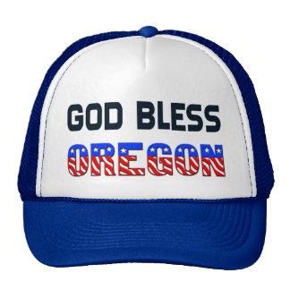 God Bless Oregon Cap