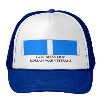 GOD BLESS OUR KOREAN WAR VETERANS CAP