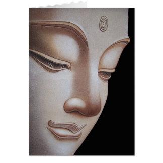 God Buddha Card