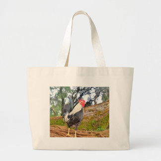 God Can Use Anything Large Tote Bag