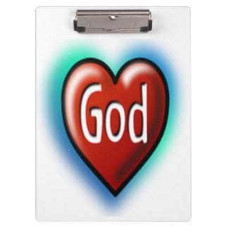 GOD CLIPBOARDS
