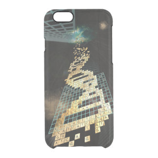 God doesn't play dice 2014 clear iPhone 6/6S case