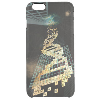God doesn't play dice 2014 clear iPhone 6 plus case
