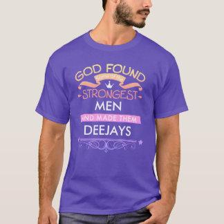 God Found Best DJ Edition T-Shirt