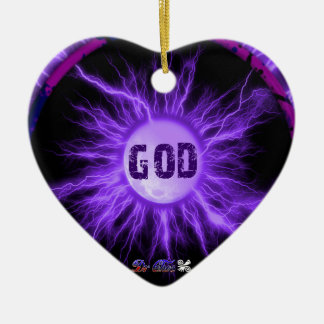GOD GIFTS CUSTOMIZABLE PRODUCTS CHRISTMAS TREE ORNAMENTS
