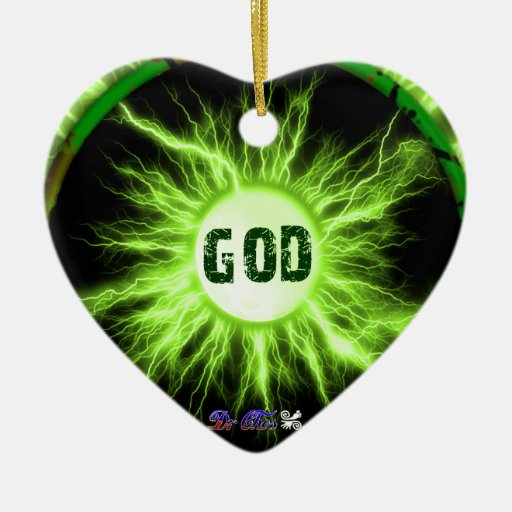GOD GIFTS CUSTOMIZABLE PRODUCTS ORNAMENT