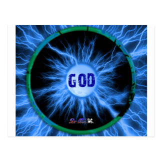 GOD GIFTS CUSTOMIZABLE PRODUCTS POSTCARD