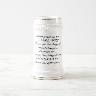 GOD grant me cup