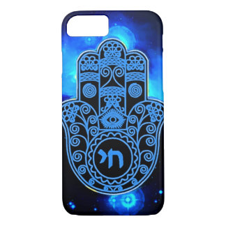 God Hand Hamsa Cosmos iPhone 7 Case