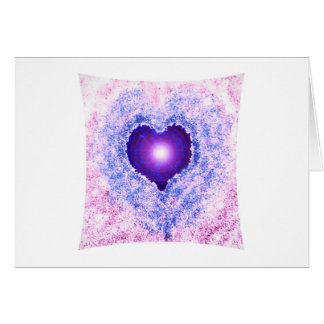 God Heart Card