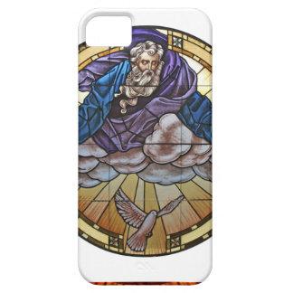 GOD HOLY SPIRIT CATHOLIC GIFTS CUSTOMIZABLE PRODUC iPhone 5 CASE