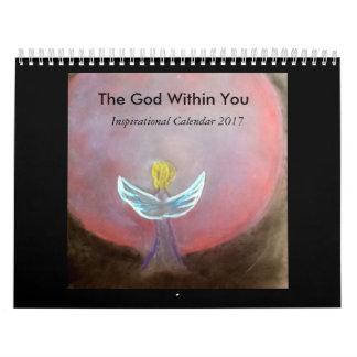 God Inspirtational Calendar