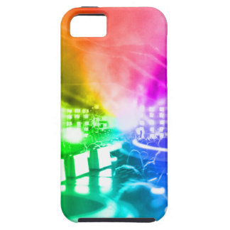 God is a DJ iPhone 5 Case