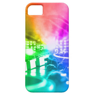 God is a DJ iPhone 5 Cover