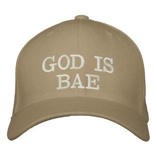 GOD IS BAE KHAKI HAT