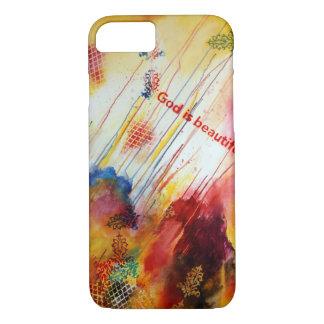 God is Beautiful Phone Case
