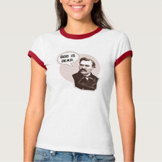 God is dead (Nietzsche) T-Shirt