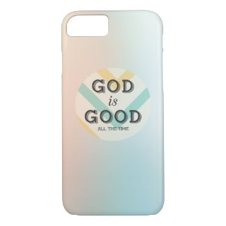 God Is Good All The Time Iphone Case