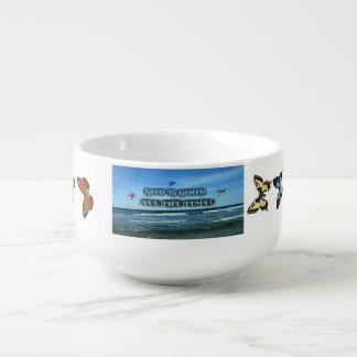 God Is Good All The Time Soup Mug